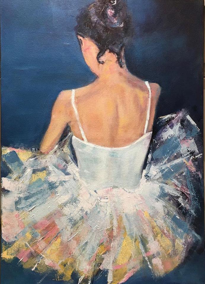 Ballerina-by-Carole-Bradburn