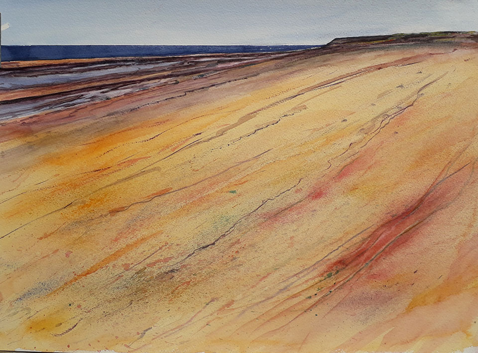 Lonely-Shore-Crosby-by-John-west