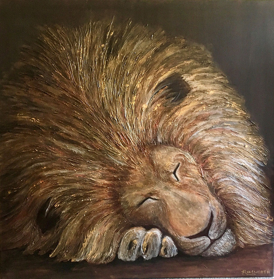jo-ainsworth-sleeping-lion