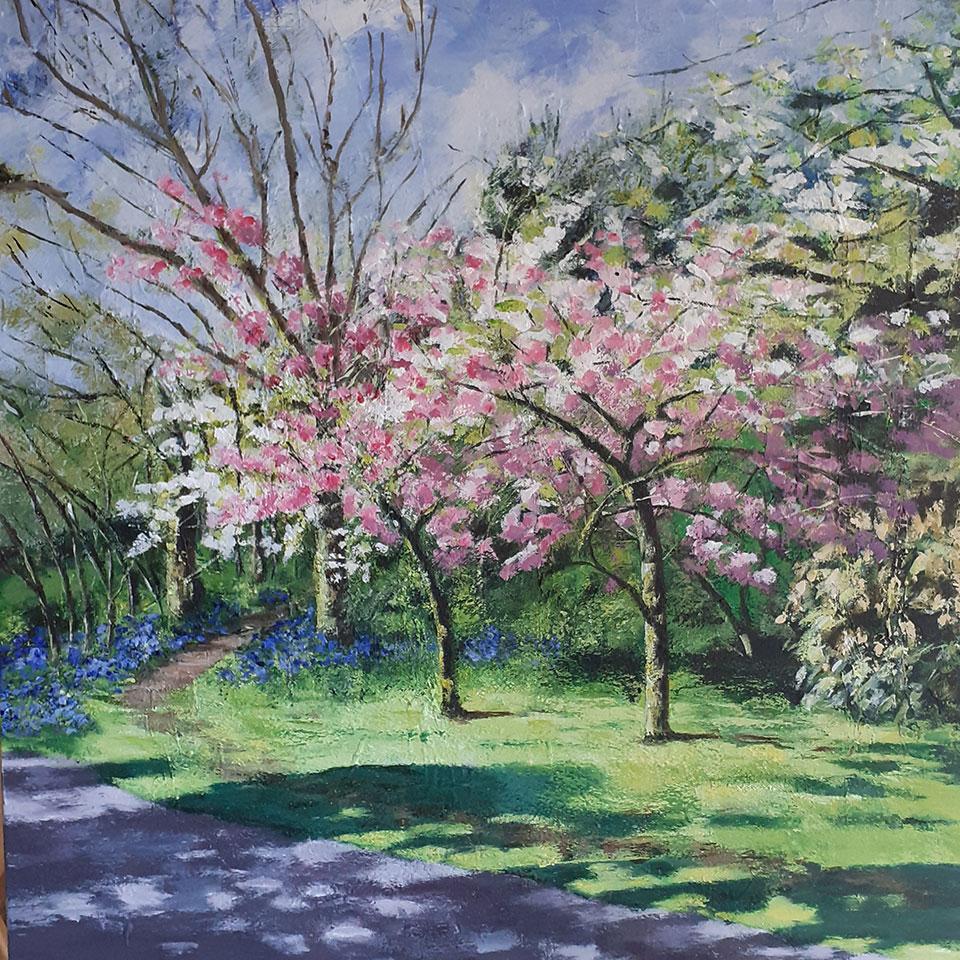 Anne-Wilson-Spring-Blossom-&-Bluebells